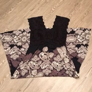 Soma maxi dress size small